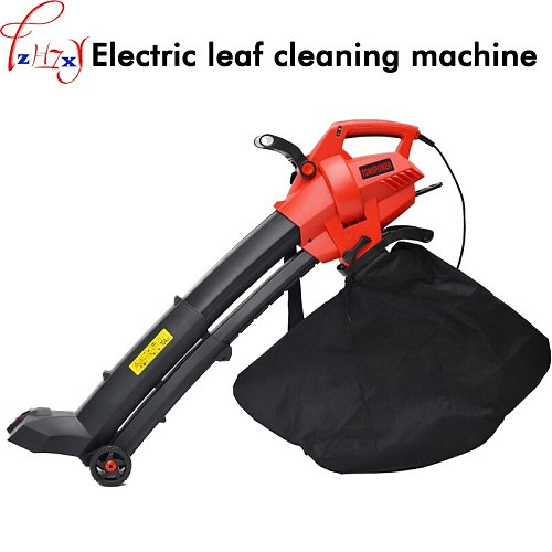 Electric blown leaf suction machine 3000W handheld electric leaf cleaning machine with 20m extension cord 220V