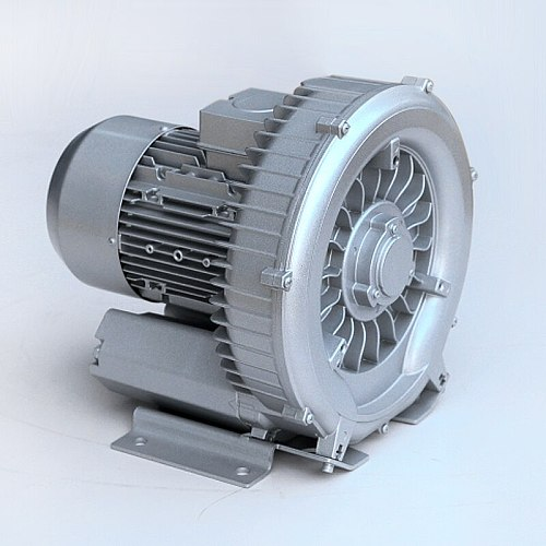 50/60Hz Wide Voltage High Pressure Turbine Air Blower for Air Knives Blown-Off  2HP Ring Blower 380 /415 v