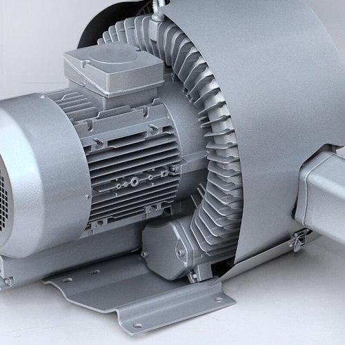 4.3KW Vortex Air Pump ( more pressure type ) HR7C4300DW