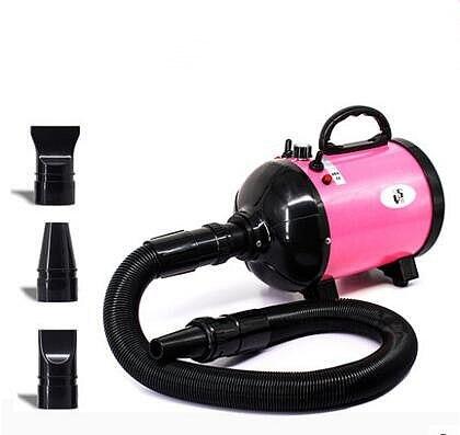 2600W Pet Dryer Dog Hair Dryer Pet Variable Speed Dryer Pet Hair Blower Dryer
