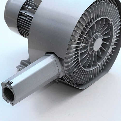 15KW high pressure Side Channel Blower ( more pressure type ) HR8C15000DW