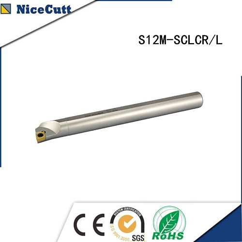 S12M-SCLCR/L 06/09 Nicecutt Internal Turning Tool Holder for CCMT insert Lathe Tool Holder