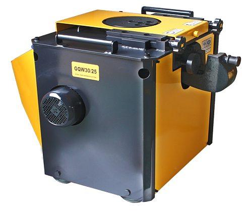 Steel Bar Bender-Cutter GQW30/25, Rebar Steel Bender Bending Machine