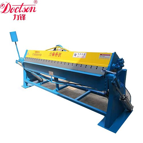 Factory direct sale Lifeng WSQ-1.2x2000  folding machine,Stainless steel Bender,Square pipe bending machine