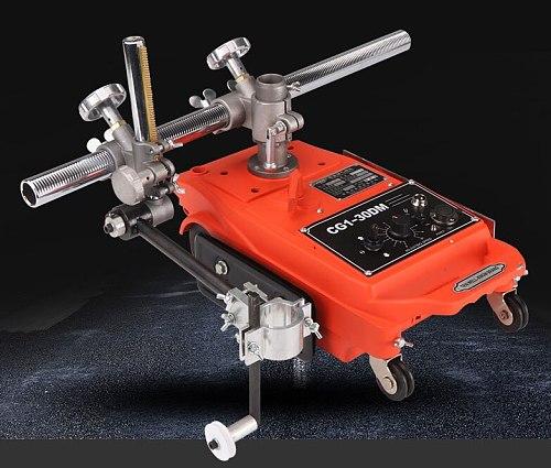 Linear Flame Cutting Machine Plasma Cutting Machine Small Turtle Semi-automatic Welding Cutting Machine CG1-30