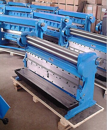 3-in-1/H1067A combination of shear brake roll machine Multi-function machinery tools