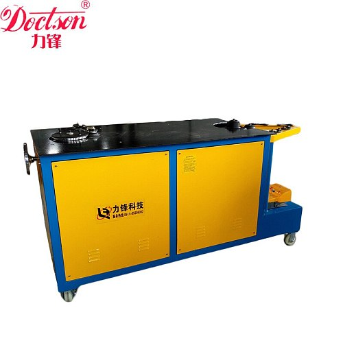 Professional price auto elbow machine,duct work automatic elbow forming machine for sale from Lifeng