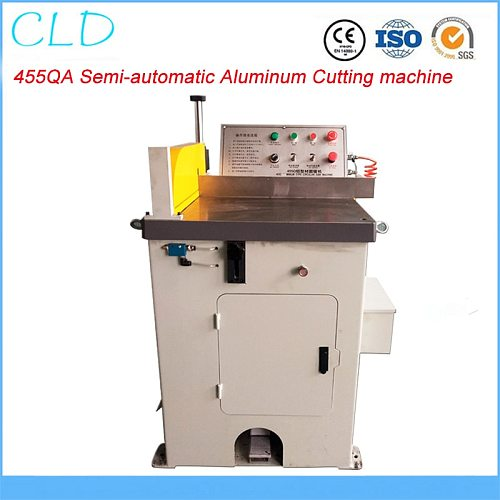 Aluminum cutting machine 455QA aluminum cutter