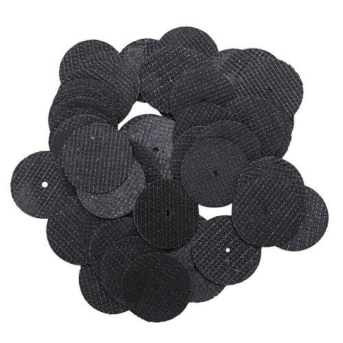50Pcs Dremel Accessories 32Mm Cutting Discs Resin Fiber Cut Off Wheel Discs For Rotary Tools Grinding Abrasive Tools