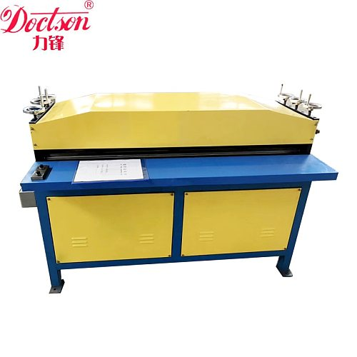 High Quality Air Duct Making machine Cheap Price Metal Sheet Beading Machine