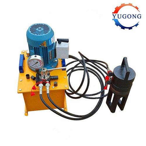 2020 Electric High Power Extrusion Press Machines Cold Forging Use Rebar Couplers For Construction Steel