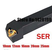 SER1010H11 SER1212H11 SER1212H16 SER1616H16 SER2020K16 SER2525M16 SEL1616H16 SEL2020K16 CNC External thread Turning tool rod