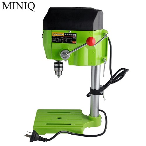 MINIQ 480W Drilling Machine High Variable Speed Bench Drill 11000RPM Drilling Chuck 1-10mm For DIY Wood Metal Electric Tools