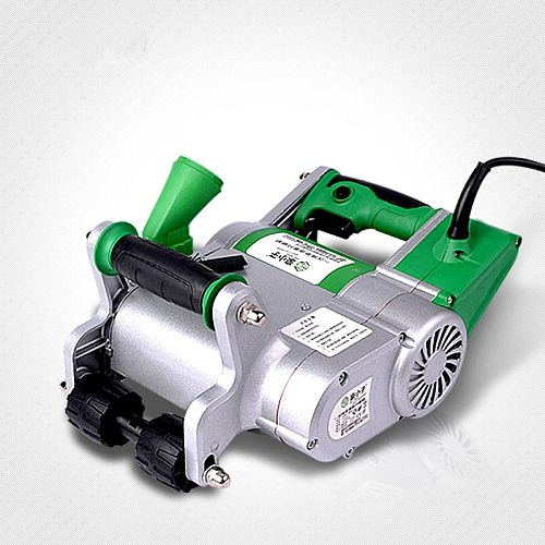 1100W 35mm Wall Grooving Machine Wall Groove Cutting Machine Handheld Brick Cutting Machine Practical Line Slot Machine FL0932