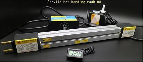 1pcs 30CM Acrylic Bending machine for organic plastic plates,Acrylic PVC Plastic board Bending Device machine