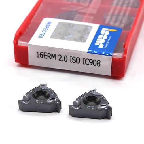 Thread 16ER 1.0 ISO 1.25 1.5 1.75 2.0 2.5 3.0 22ER 3.5 4.0 4.5 5.0 Thread turning tools Tungsten Carbide Insert Threading Lathe