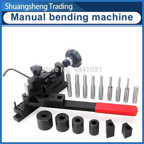 SIEG Bending machine Manual Bender S/N:20012 Five-generation PLUS universal bending machine Update Bend machine