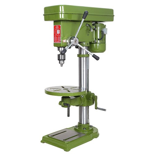User-friendly Design Universal Industrial Bench Type Milling and Drilling Machine