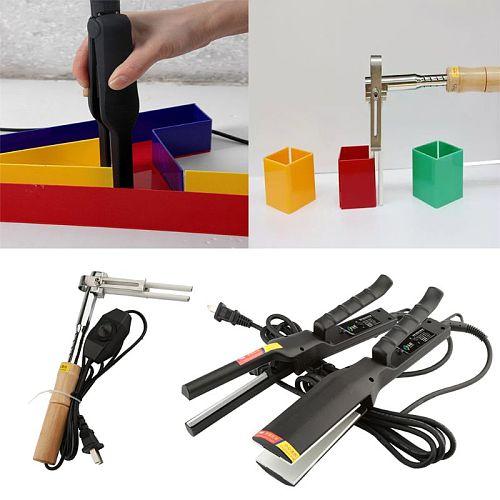 Acrylic Channel Letter Shape Tube Bender Heater + Arc Angle Bending Tool Machine M89B