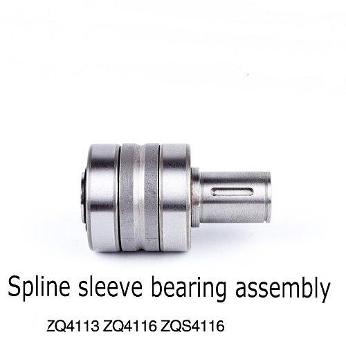 Bench Drill Accessories ZQ4113 ZQ4116 ZQ4119 ZQS4116 Spline Sleeve Drilling Machine Spindle Sleeve