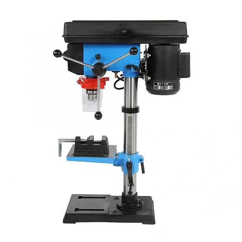 550W Industrial Bench Drill High Accuracy Electric Bench Drilling Machine Bench Drill Press Stand Workbench Bench Drill Stand