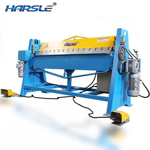 Harsle Electric Metal Sheet Folding Machine