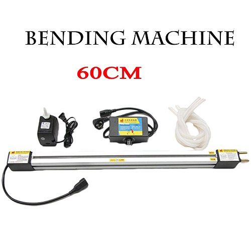 60cm Acrylic Bending Machine For Plastic Plates PVC Plastic Board Bending Device For Organic Plates Advertising signs light box