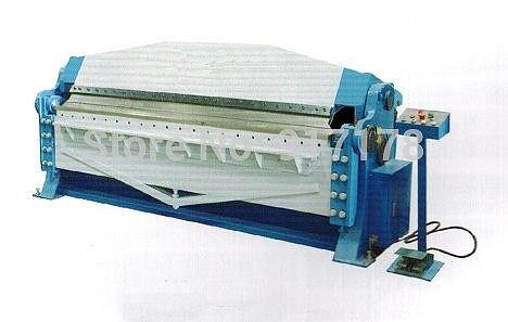 HB2500*4 hydraulic bending folder machine