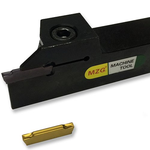 MZG MGEHR1616-3 MGEHR2020-3 Width Groove CNC Lathe Machining Cutting Toolholders Cutter Parting and Face Grooving Tools