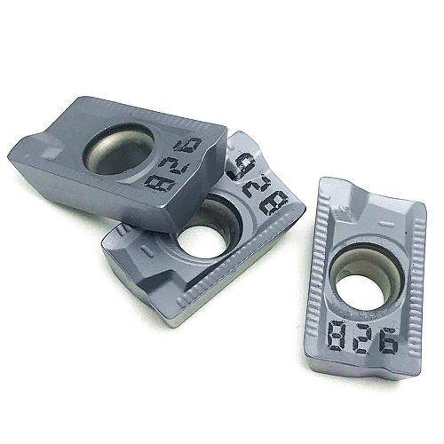 APKT1604 PDER 76 IC928 External Turning Tools Carbide insert metal lathe tools 20pcs apkt 1604 turning insert tungsten carbide