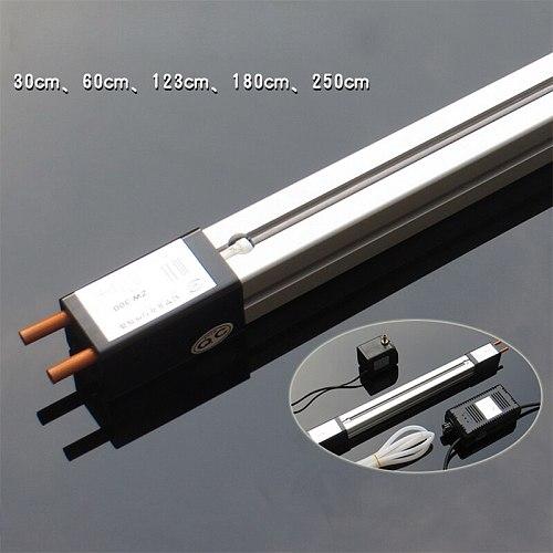 500W 220V Manual Acrylic Light Box Plastic PVC Bending Machine Heater 30cm Press Brake For Machine Tools Accessories 2019 New