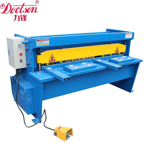 Electric Metal Shears Automatic Cutting Shear Sheet Metal Cutters with high quality
