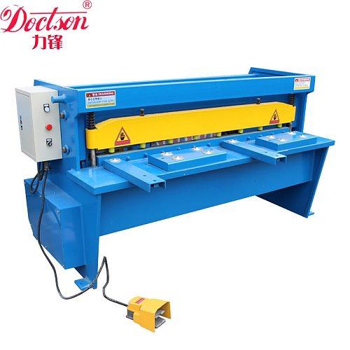 Q11 sheet metal manual cutting machine / manual shearing machine foot metal cutting machine