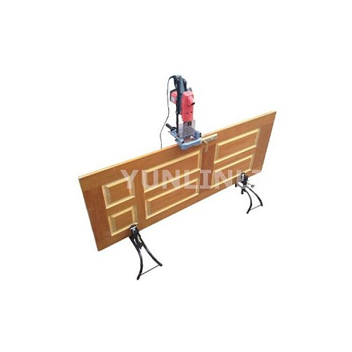 Slot Machine Wooden Door Slotting Machine Square Hole Door Lock Installation Manufacturing Wooden House Woodworking Machine