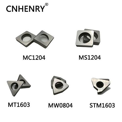 10PCS Carbide Shim Seat For Turning Inserts MC1204 MT1603 MC1904 MV1603 MS1204 MC1204 MD1504 MW0804 CNC Carbide Shim Insert