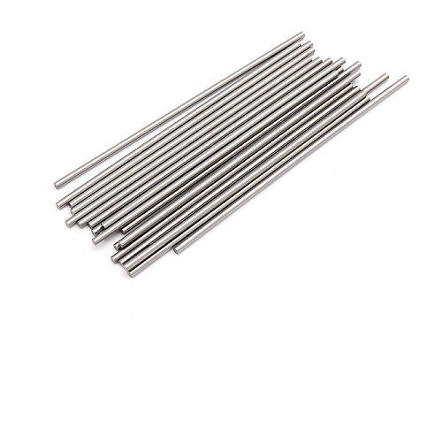 100mm Straight shank HSS steel metric hardened white steel bar carving knife white steel rod round bar round turning tool