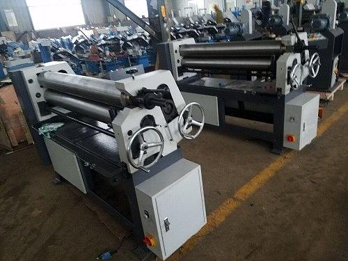 1300*6.5mm electric metal sheet slip roll machine rolling machinery tools