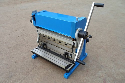 3-in-1/305 combination of shear brake roll machine Multi-function machinery tools