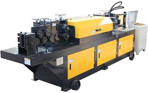 Hydraulic Steel Bar Bender Straight-Cutter GT4-14CG, Rebar Steel Bender Bending Machine