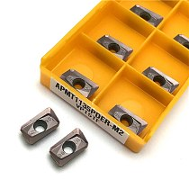 carbide insert APMT1135 M2 VP15TF milling insert lathe tools Milling tool CNC Cutting Tools APMT 1135 turning insert