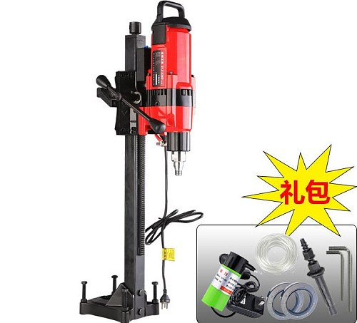 Z1Z-8260 high-power professional water drilling machine diamond drilling tool high quality engineering drilling machine punching