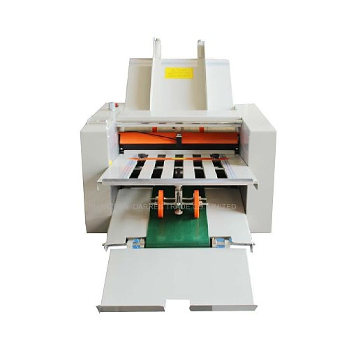 ZE-8B/4 Automatic Paper Folding Machine Max For A3 Paper+high Speed+4 Folding Trays+100% Warranty
