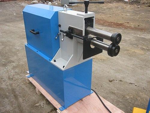 ETB-40 metal plates sheet-forming rotary machine blank pressing machinery motor-driven tools