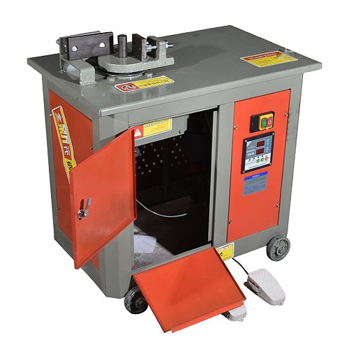 Small CNC Steel Bar Bending Machine Electric Rebar Bending Machine Automatic Round Steel Bending Machine 220V/380V 25-30r/min