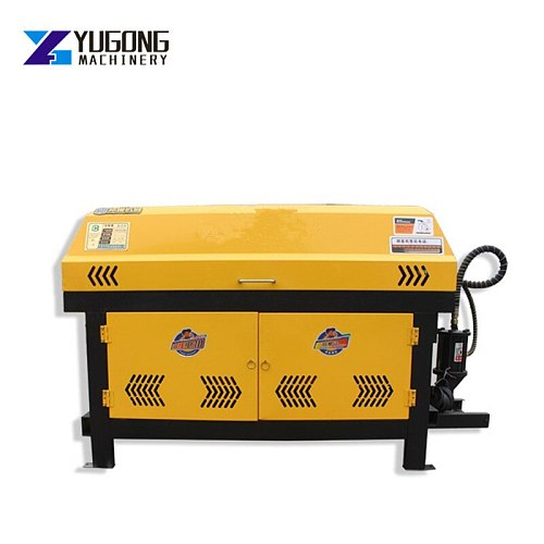 2020 New CNC Rebar Straightener And Cutting Machine Electric Bending Machine Efficient And Safe Rebar Straightening Machine