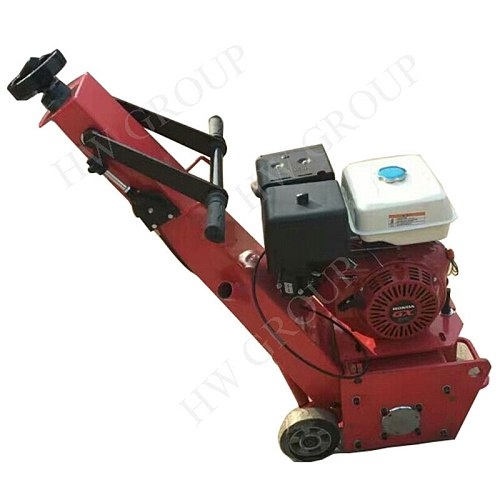 YG-300 Road Milling Machine Cold Machine Asphalt Road Milling Machine 7.5kw High Power Motor