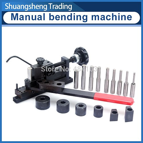 SIEG Bending machine/Update Bend machine/Manual Bender/S/N:20012 Four generations PLUS Universal Bender