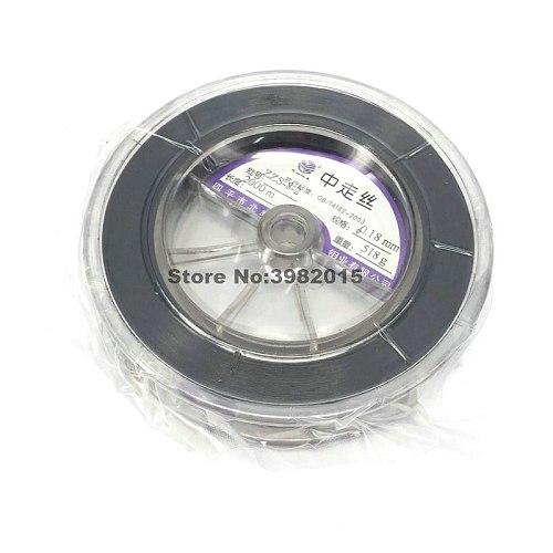 High Precision EDM 0.18mm Molybdenum Wire 2000meters Beiwei Brand for Wire Cut Medium Speed Machine