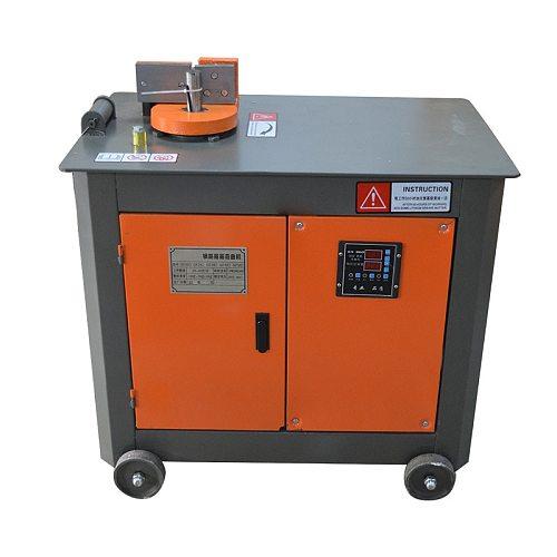 High Speed Rebar Bender Iron/ Steel Bar CNC Bending Machine Construction building Hoop Bending Device 3000W/380V  GF25
