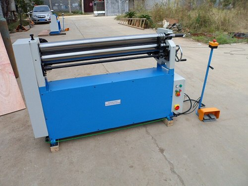 1300*2.5mm electric metal sheet slip roll machine rolling machinery tools